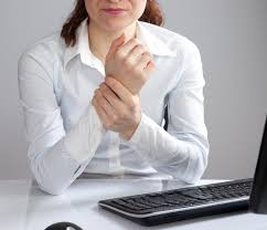 Carpal Tunnel Syndrome Can Develop from Excessive Use of Keyboard and Mouse